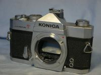 ' T ' KONICA AUTOREFLEX T SLR 35MM FILM CAMERA £8.99